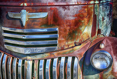 Photograph - Grilling With Rust by Art Cole