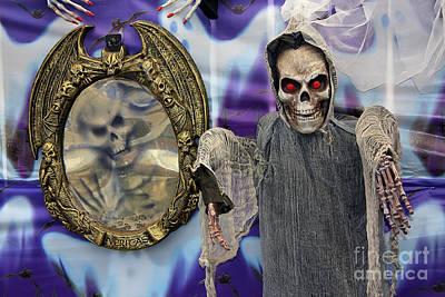 Photograph - Grim Reaper by Jill Lang