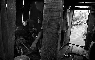 Photograph - A Lurking Pepper-grinder by Muyiwa OSIFUYE