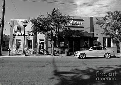 Photograph - Grindstone Cafe by Mark Alan Perry