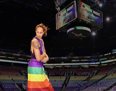 Photograph - Griner Pride 2 by Devin Millington