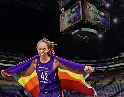 Photograph - Griner Pride 3 by Devin Millington