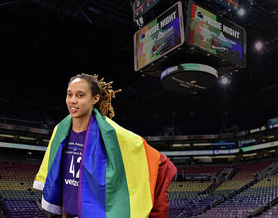 Photograph - Griner Pride 4 by Devin Millington