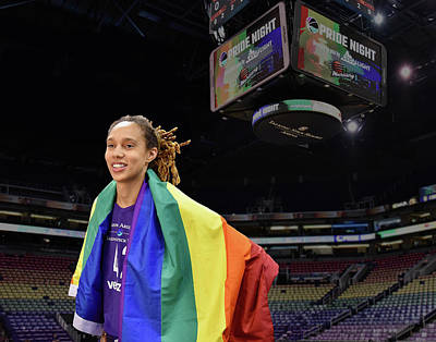 Photograph - Griner Pride 5 by Devin Millington