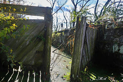 Photograph - Grings Mill 17-057 by Scott McAllister