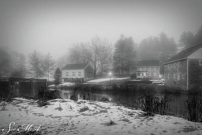 Photograph - Grings Mill 18-008 by Scott McAllister