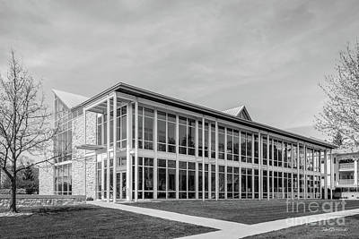 Photograph - Grinnell College John Chrystal Center by University Icons