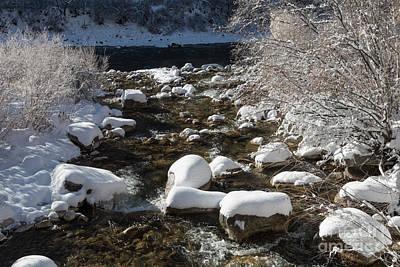 Priska Wettstein Pink Hues - Grizzly Creek by Jim West