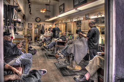 Hair Cuts Photograph - Grooming Tucson by Rich Beer