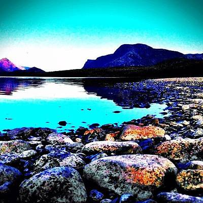 Iphoneonly Photograph - Gros Morne by Christopher Campbell