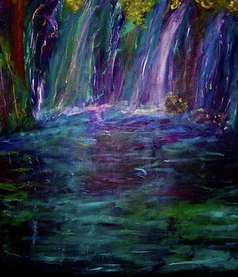 Painting - Grotto by Heidi Scott