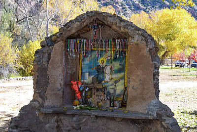 Photograph - Grotto Of St George by Tom Cochran