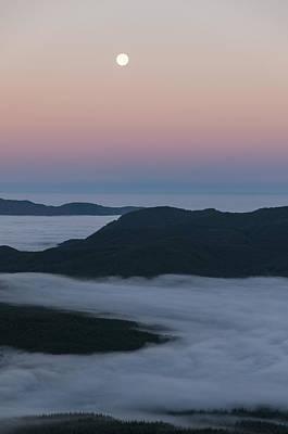 Photograph - Ground Fog by Robert Potts