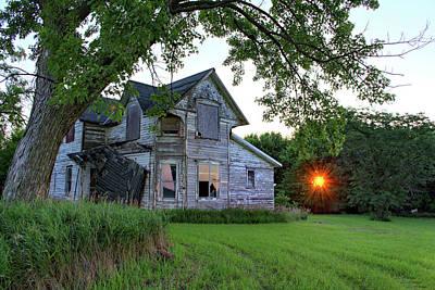 Photograph - Grove Light by Bonfire Photography