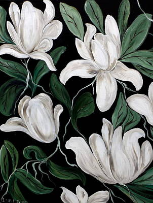 Painting - Growing Dreams by Lisa Aerts