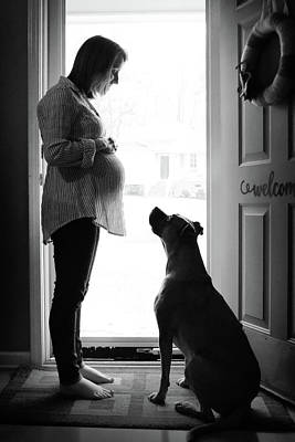 Photograph - Growing Family by Kelly Hazel