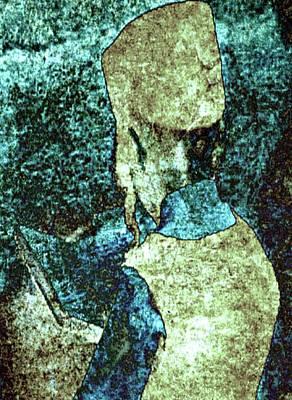 Torah Digital Art - Growing In Holiness by Devorah Fraser