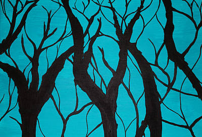 Painting - Growth by Steven Wilson