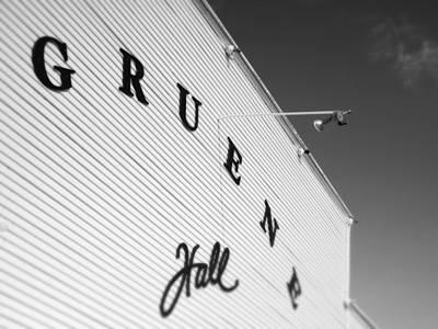 Gruene Hall Original