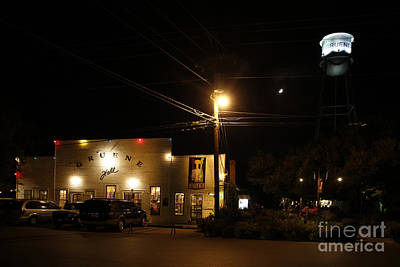 Photograph - Gruene Hall by Richard Lynch