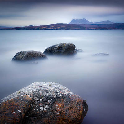 Gruinard Bay Art Print by Dave Bowman