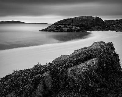 Beach Photograph - Gruinard Beach by Dave Bowman