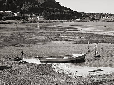 Photograph - Gruissan  by Cendrine Marrouat