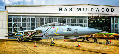 Photograph - Grumman F-14 Tomcat  by Nick Zelinsky
