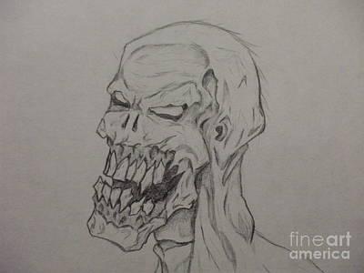 Grunt Art Print by John Prestipino