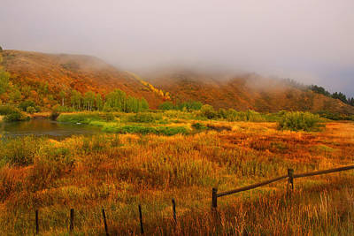 Photograph - Gtand Teton National Park by Mark Smith