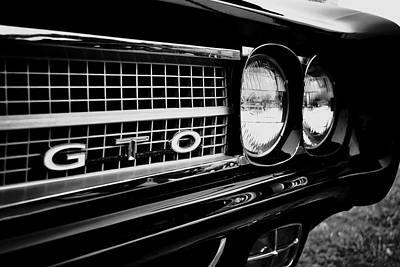 Photograph - GTO by Nathan Little
