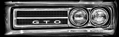 Photograph - GTO by Olivier Le Queinec