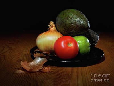Photograph - Guacamole by Mark Miller