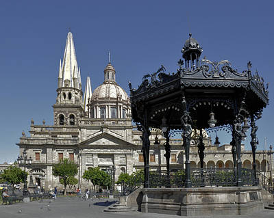 Guadalajara Art Print by Jim Walls PhotoArtist