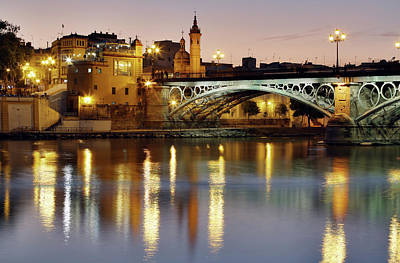 Guadalquivir Art Print by Gustavo's photos
