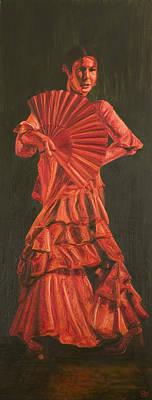 Guajiras Iv Art Print by LB Zaftig