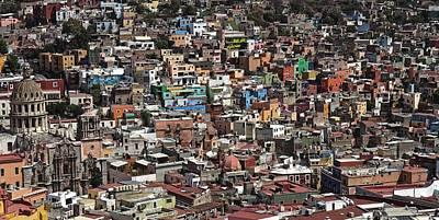 Photograph - Guanajuato, 2014 by Chris Honeyman