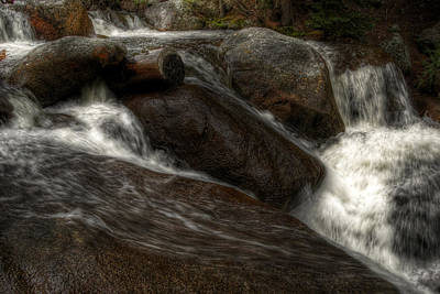 Photograph - Guanella Runoff by Kevin Munro