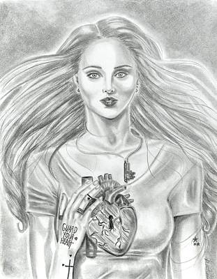 Guard Your Heart Original by Yumiko Reed