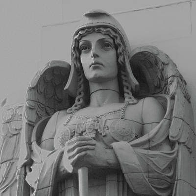 Photograph - Guardian Angel On Watch by Hold Still Photography