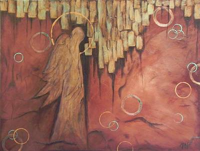 Painting - Guardian by Patti Spires Hamilton