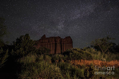 Photograph - Guardians And Milkyway 2 by Melany Sarafis