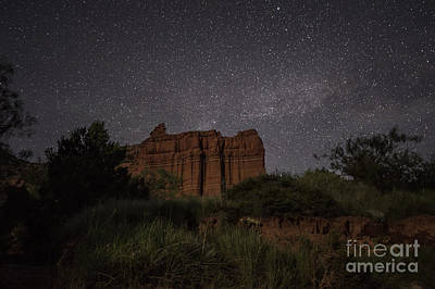 Photograph - Guardians And The Milkway by Melany Sarafis