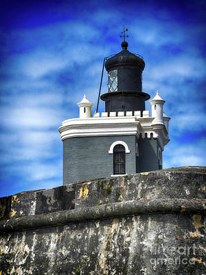 Photograph - Guarding Lighthouse by Kasia Bitner