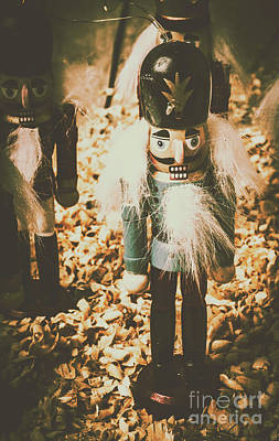 Handcrafted Photograph - Guards Of Nutcracker Way by Jorgo Photography - Wall Art Gallery