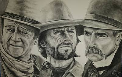 Guards Of The Old West Original