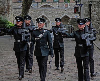Guards Art Print