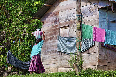 Photograph - Guatemala Countryside by Tatiana Travelways
