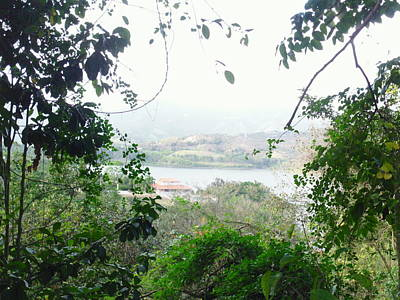 Photograph - Guayabal Lake by Walter Rivera Santos