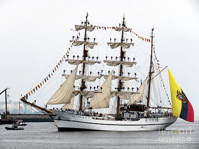 Photograph - Guayas  by Janice Drew